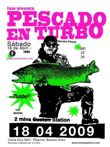fase presenta : pescado turbo