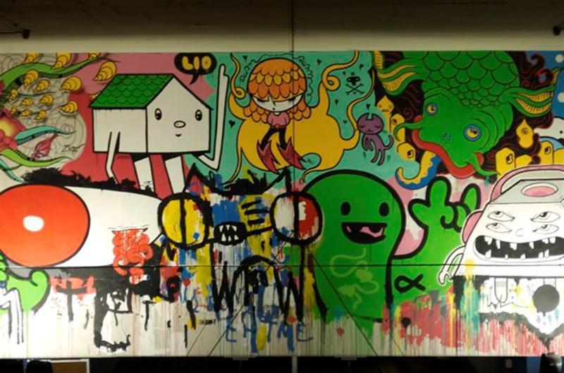 Los cuartos del junta 2012 final del proyecto subtes - Graffitis para habitaciones ...