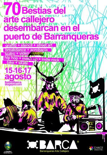 Festival_Barca_En_Chaco_argentina_