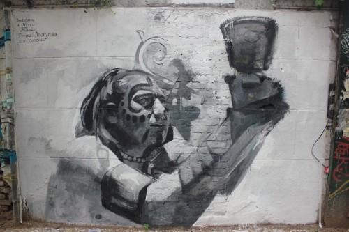 Mural Nuevo Mundo (Custom)