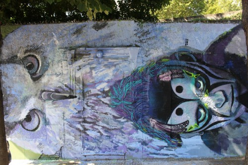 Mural colaborativo con Patxi Indìgena 136 (Custom)