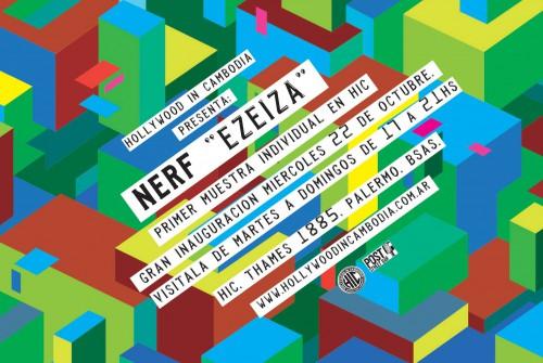 NERF solo show > Ezeiza