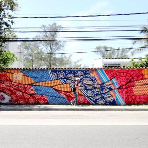 ananda nahu - graffiti no rio de janeiro 2014 (Custom)